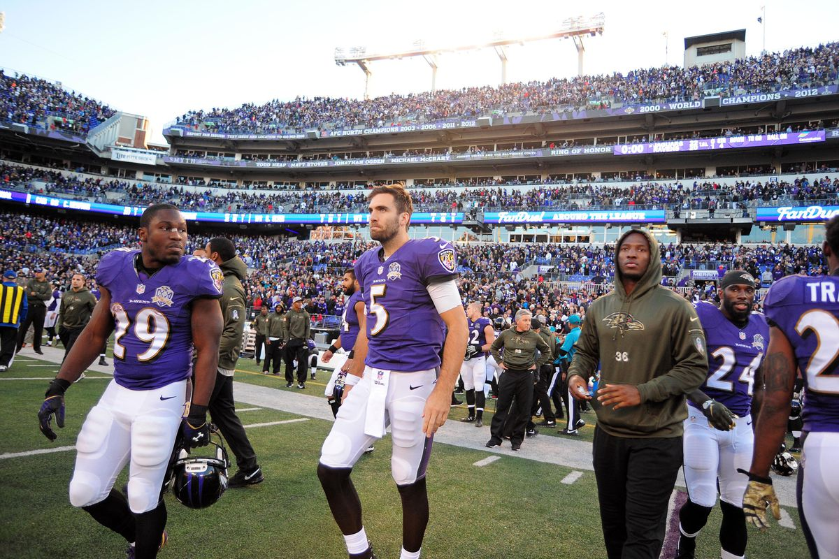 369bf8f9 How the Ravens quickly went from Super Bowl champs to an ...