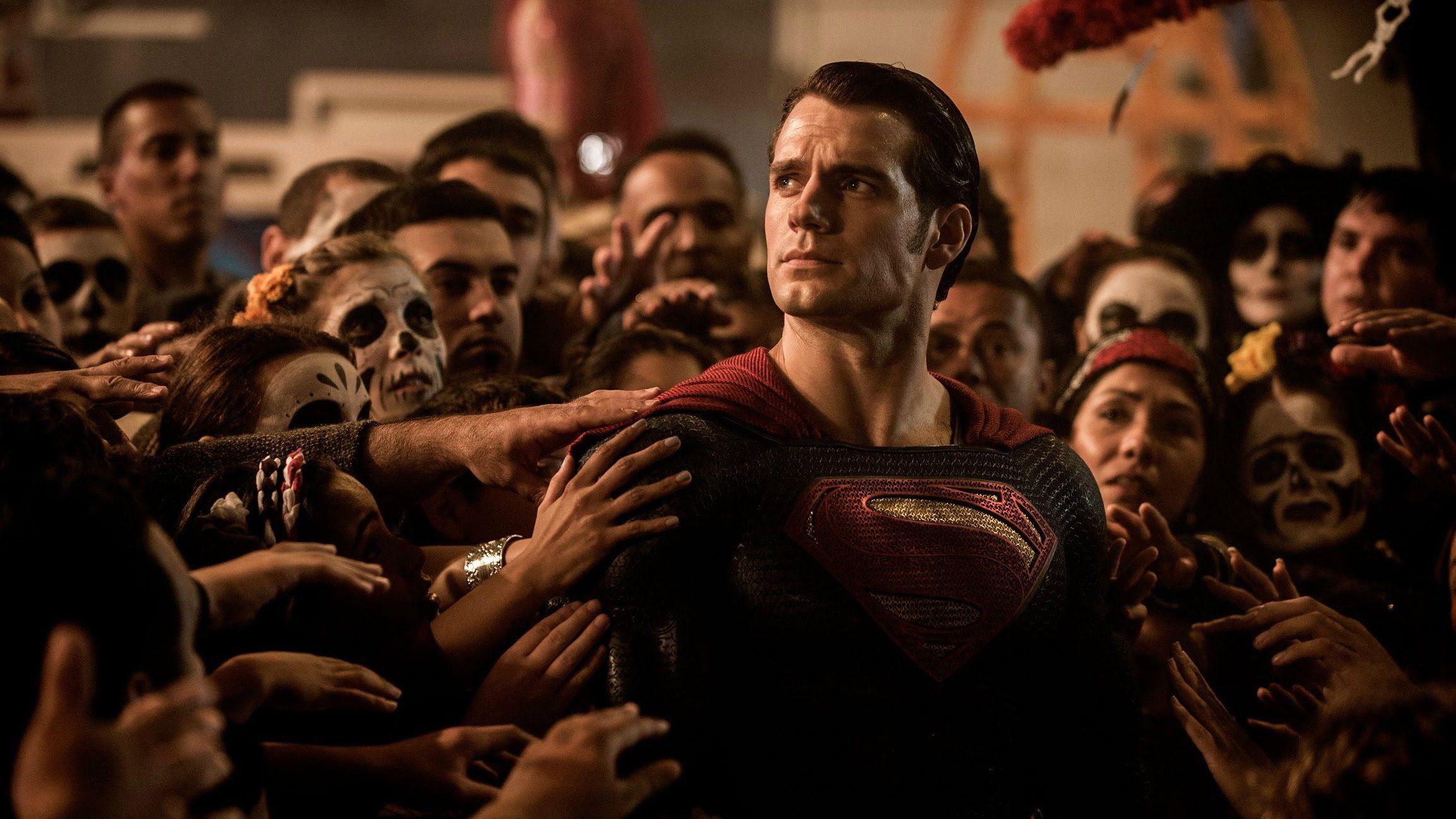 BvS3 Superman Worship