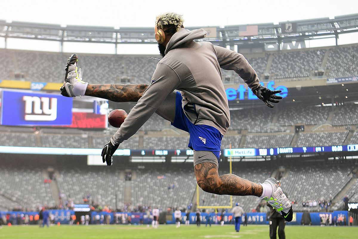 Odell Beckham Jr Will Bring His Star Power To The Cleveland
