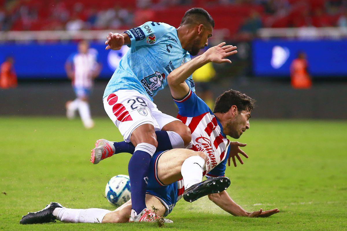 Chivas v Pachuca - Torneo Apertura 2019 Liga MX