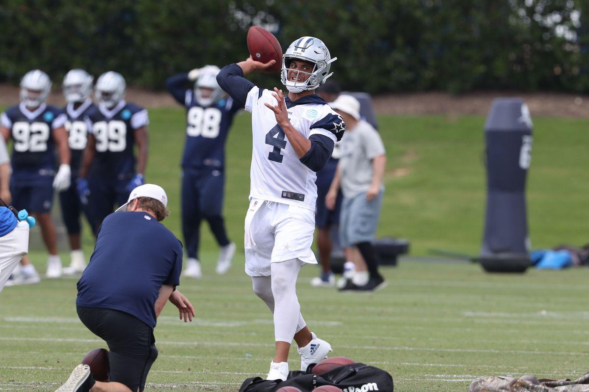 NFL: Dallas Cowboys-OTA
