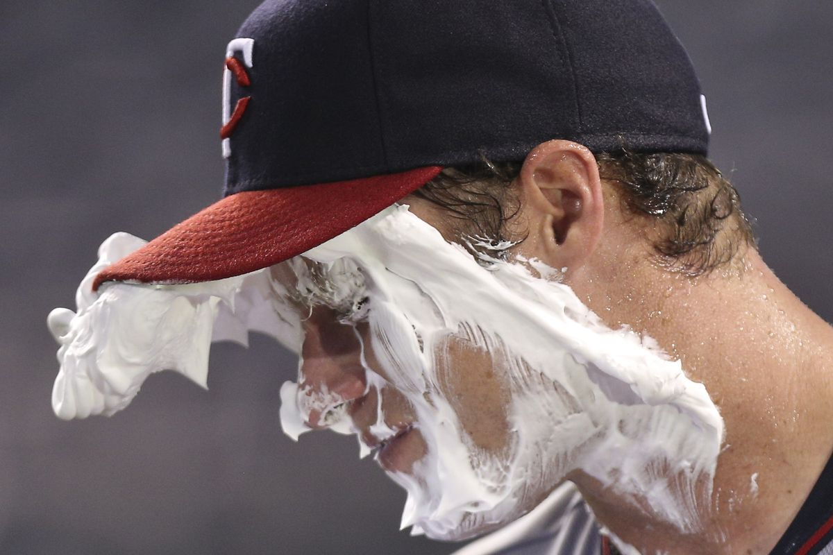 Will this be the image immortalized in chewing tobacco tins?  Come to the park next week to find out!
