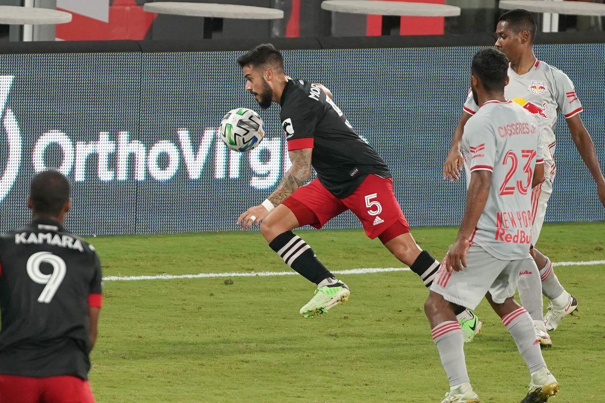 SOCCER: SEPT 12 MLS New York Red Bulls at DC United
