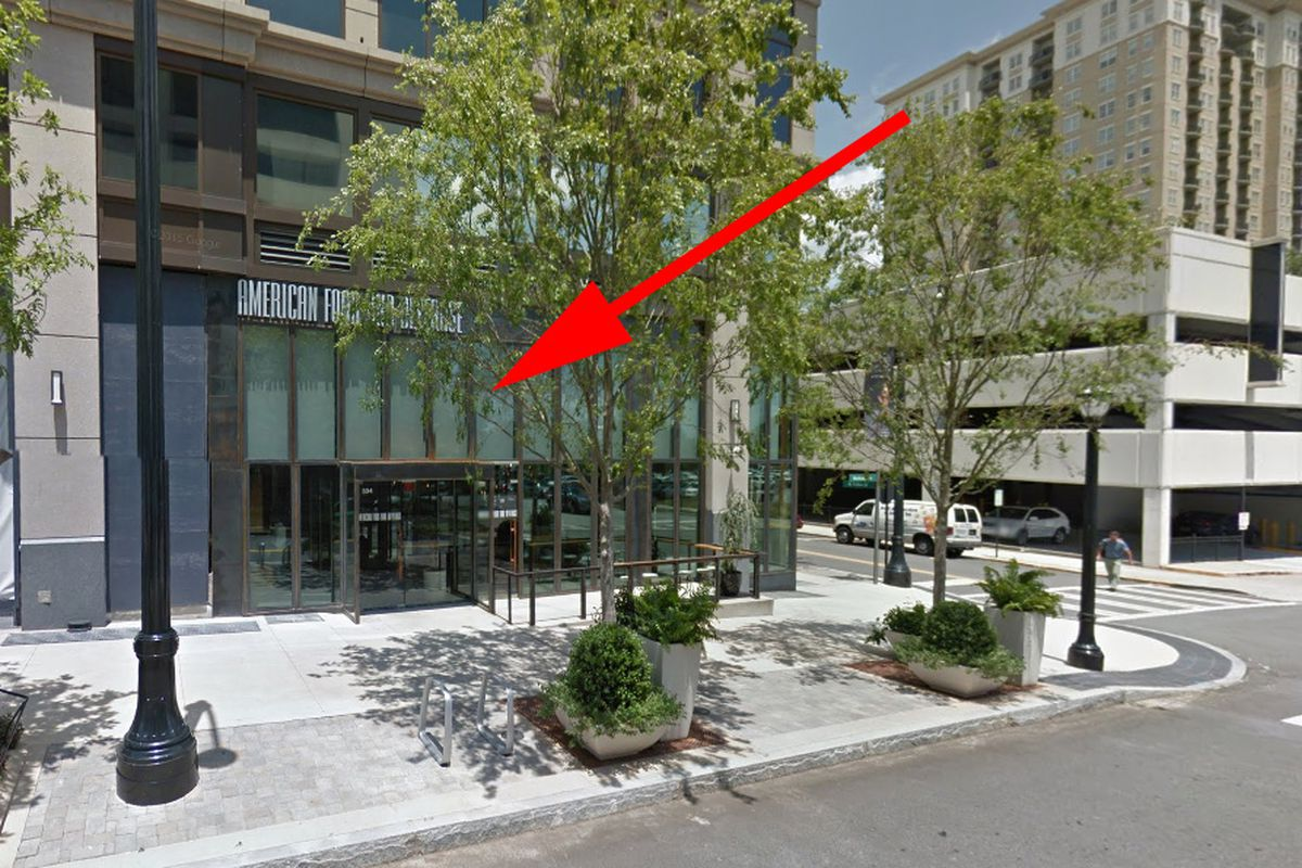 Tom Catherall Is Working On A Buckhead Restaurant Eater