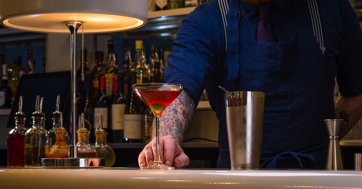 The 15 Essential London Cocktail Bars