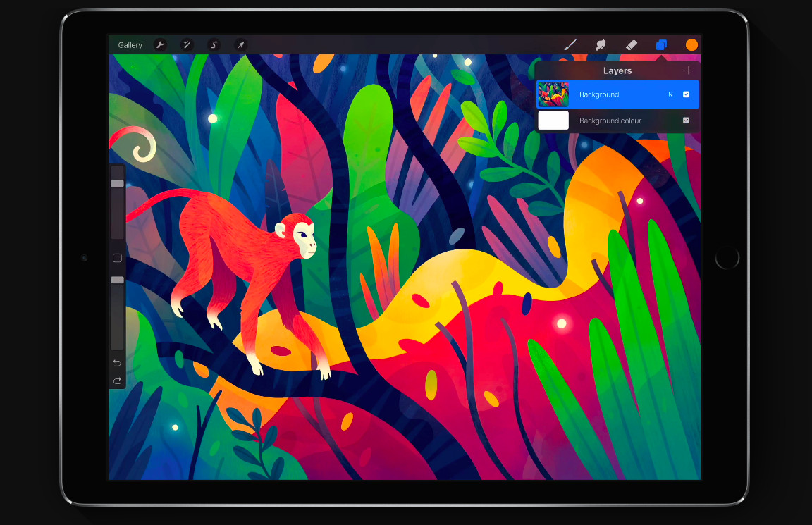 Affinity and Procreate aren't worried about Photoshop on the iPad