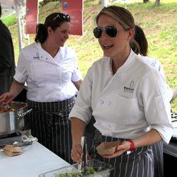Suzanne Vizethann of Buttermilk Kitchen.