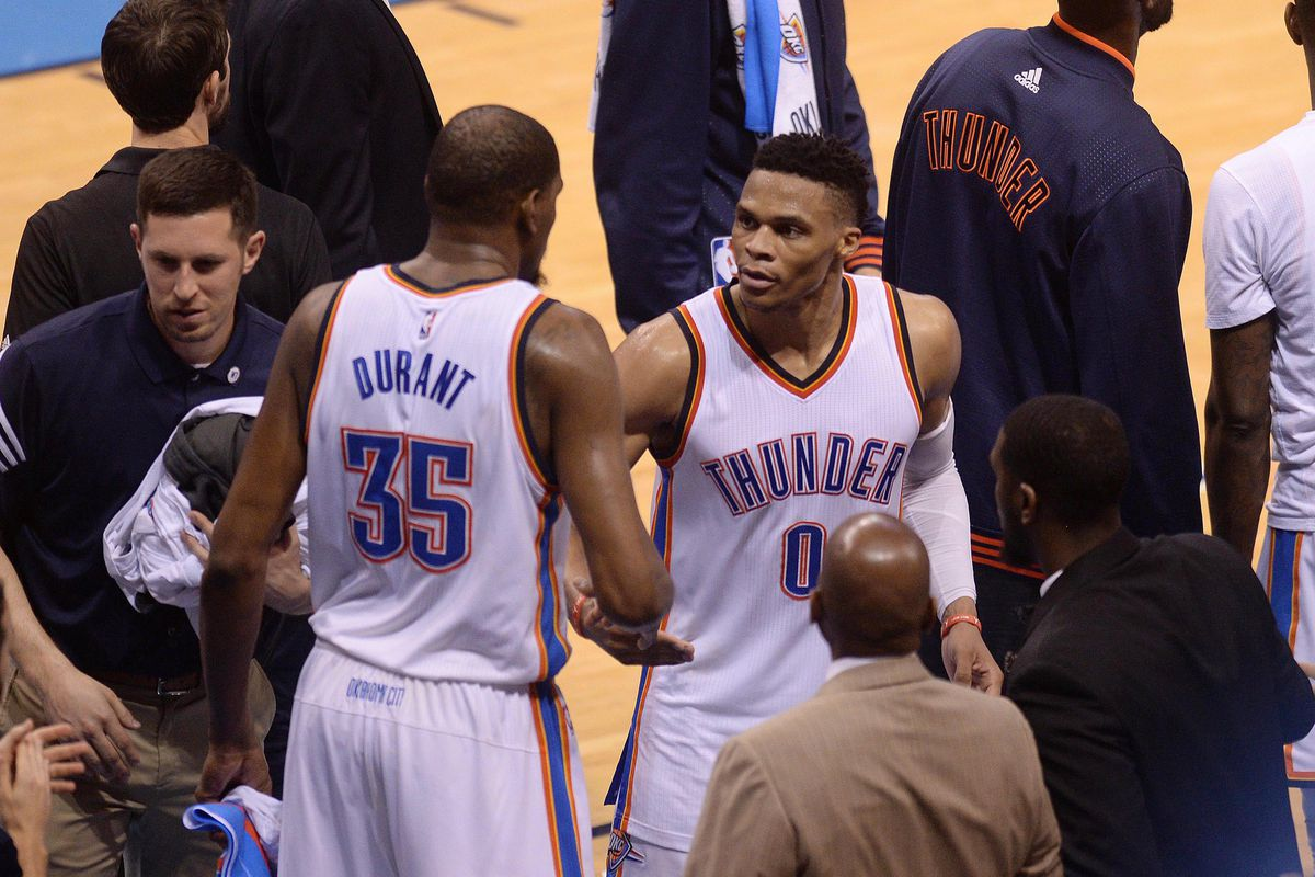 951c04000f7 How OKC could beat the Golden State Warriors in an intense playoff ...