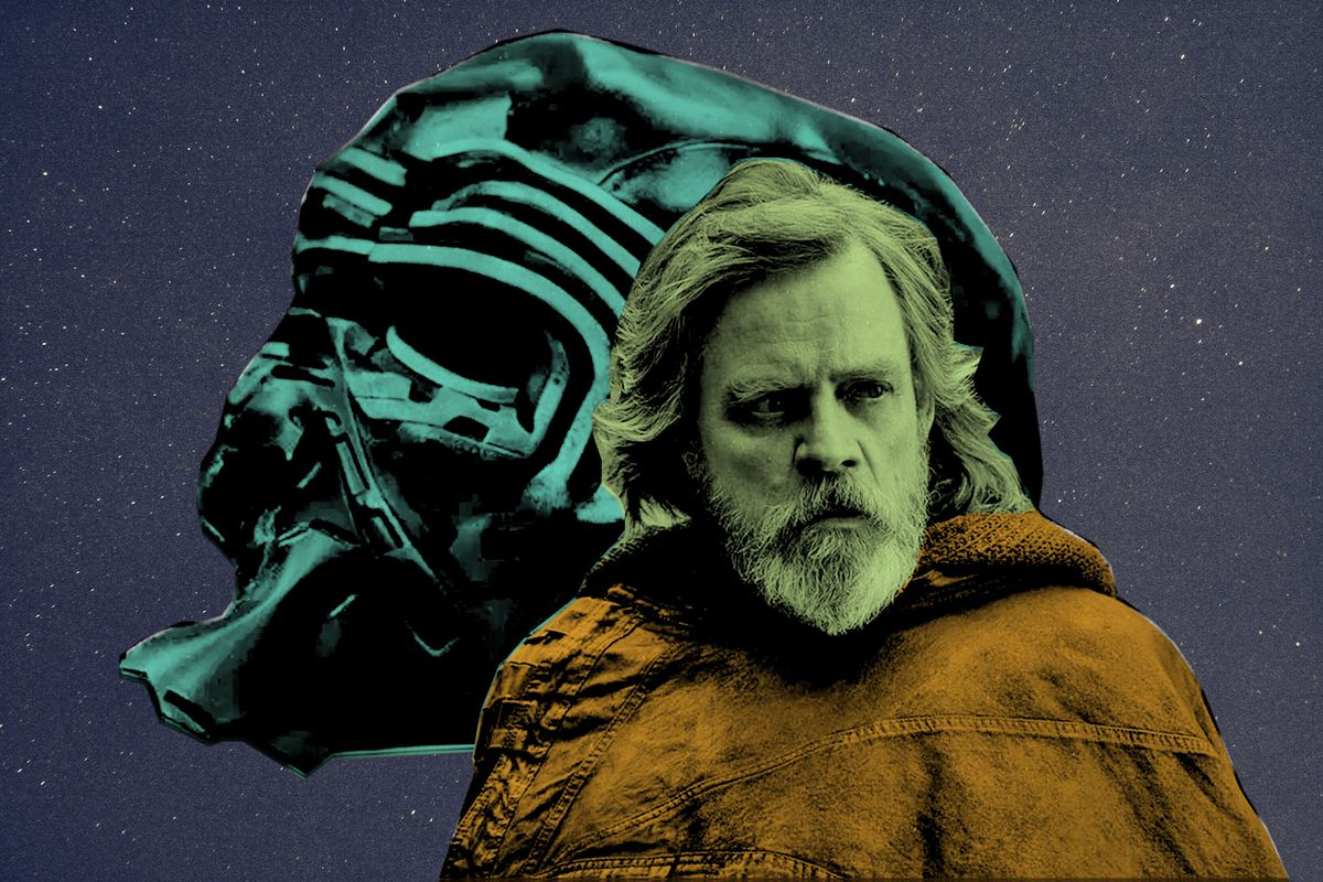 The Last Jedi Issues The Same Challenge To Its Fans And Characters