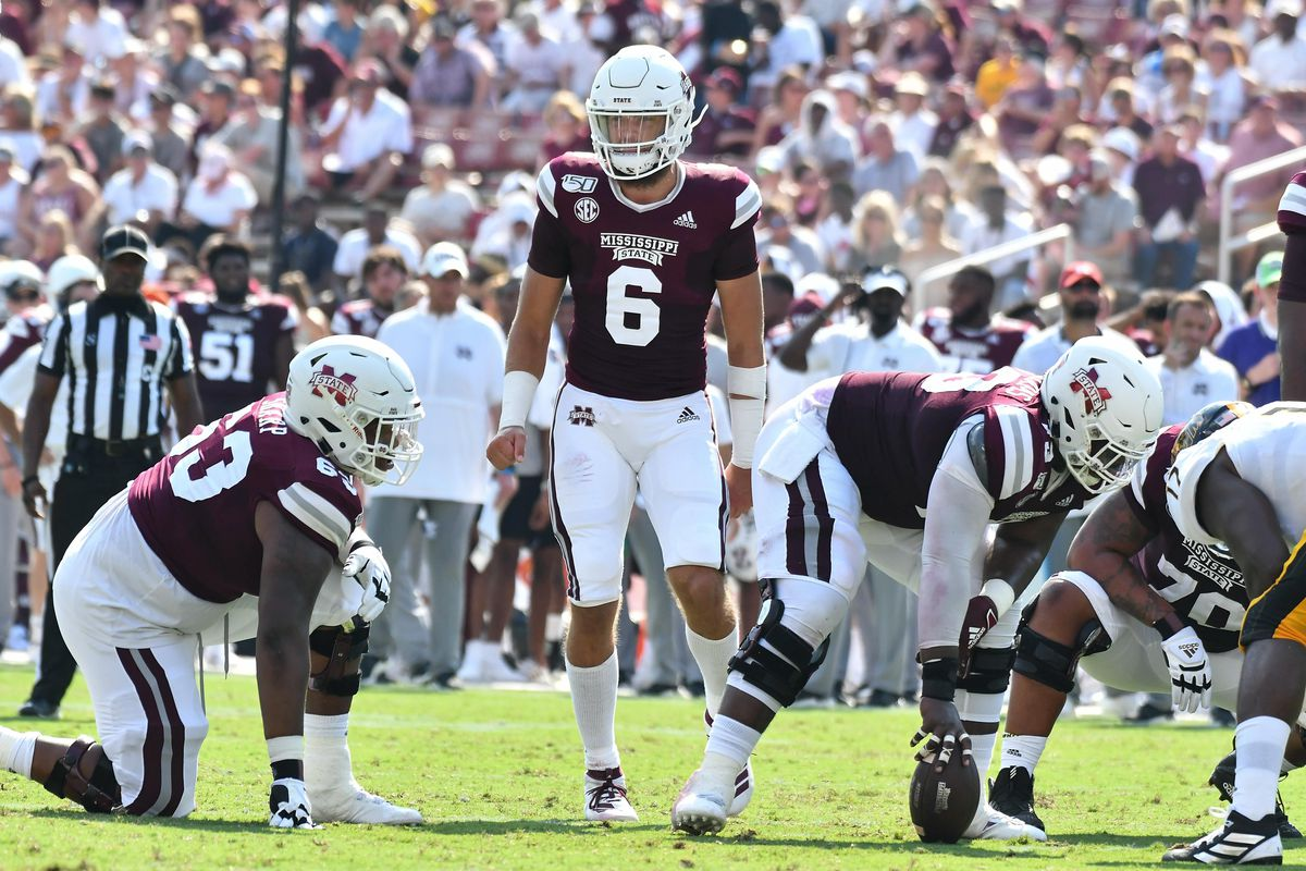 Tuesday's Takeaways Mississippi State SEC College Football 2019