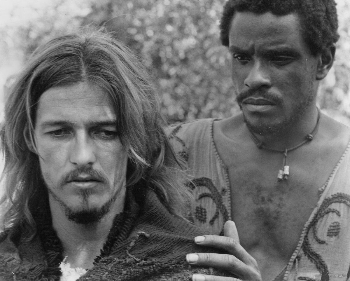 """Ted Neeley and Carl Anderson in the 1973 film version of """"Jesus Christ Superstar.""""   UNIVERSAL PICTURES"""