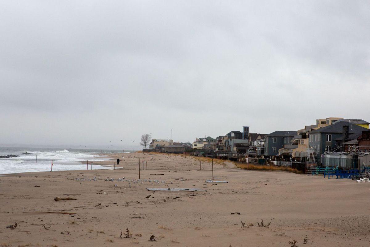 Sea Gate beach