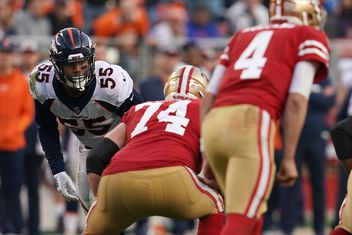 769c533eec9 Fangio's system is becoming second nature for Broncos defense, Chubb says