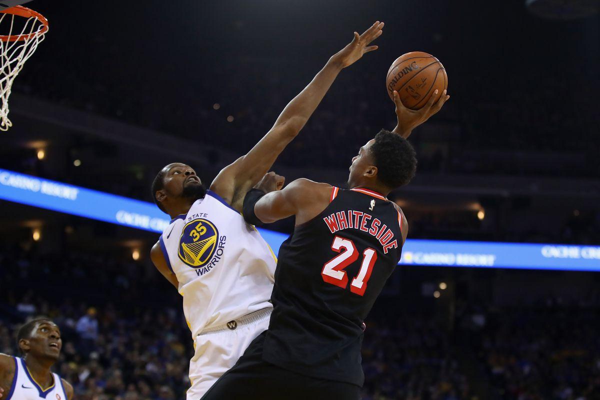 Miami Heat v Golden State Warriors