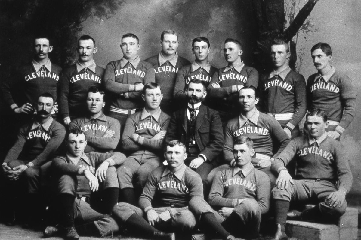 1890 Cleveland Spiders