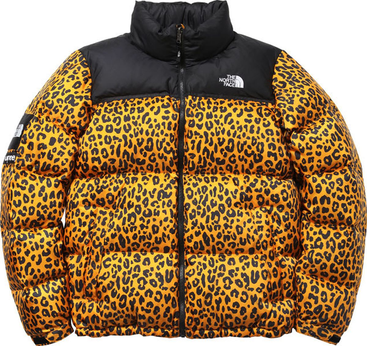 The crazy range of supremes brand collaborations racked supreme leopard puffer jacket gumiabroncs Gallery