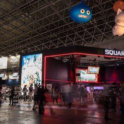 东京游戏展2016年照片库