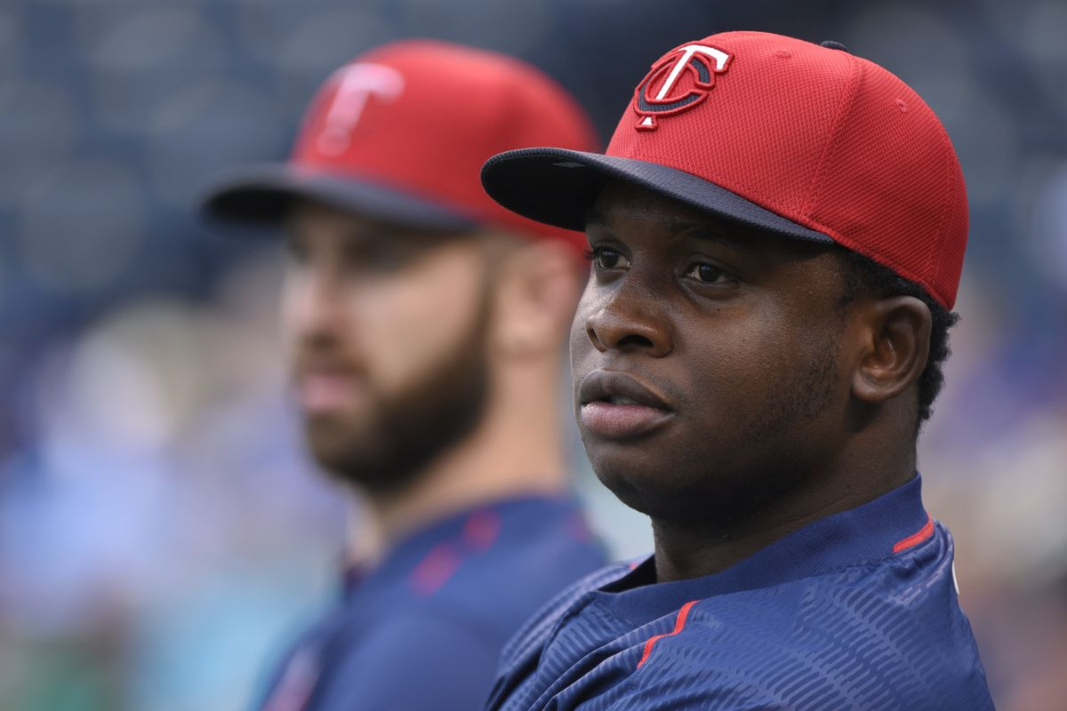 Miguel Sano cashed in before the new pool system took effect