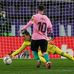 Masip vs Messi