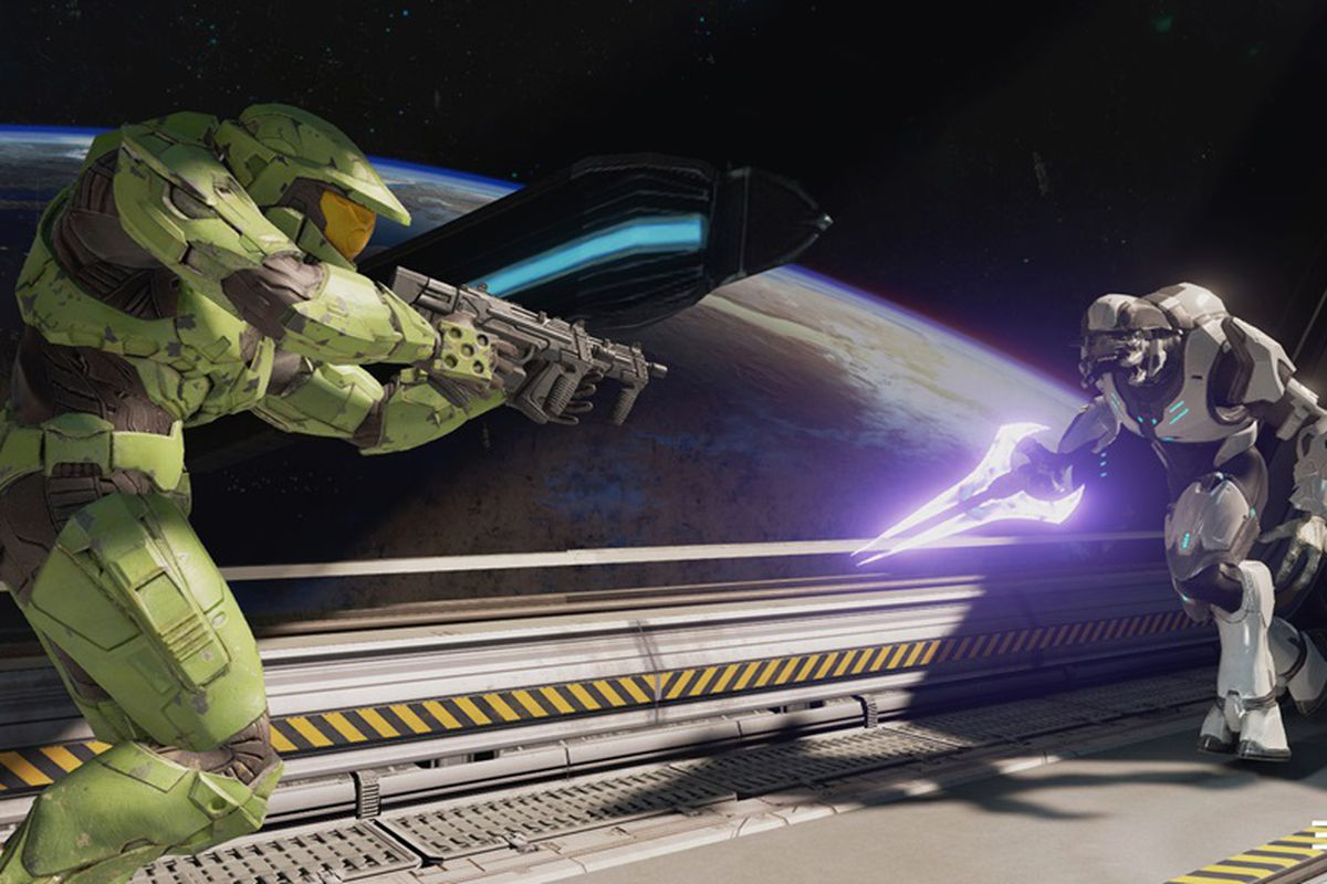 Halo: The Master Chief Collection up for digital preload