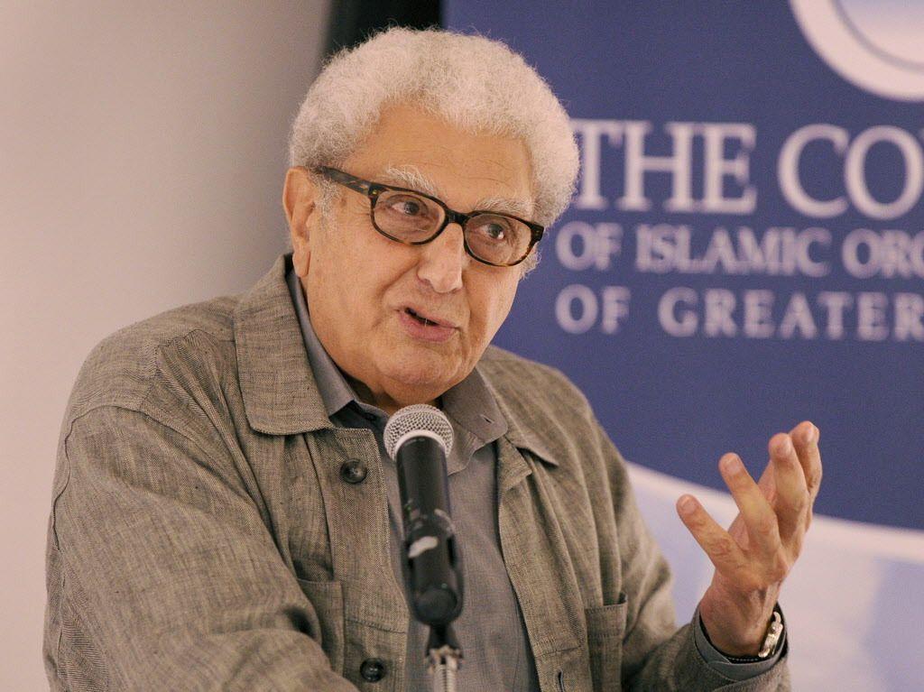 M. Cherif Bassiouni in August 2013. | Sun-Times files
