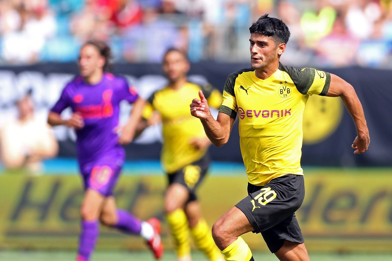 The Daily Bee (November 20th, 2018): Dahoud talks BVB and a special kit for Gladbach-game