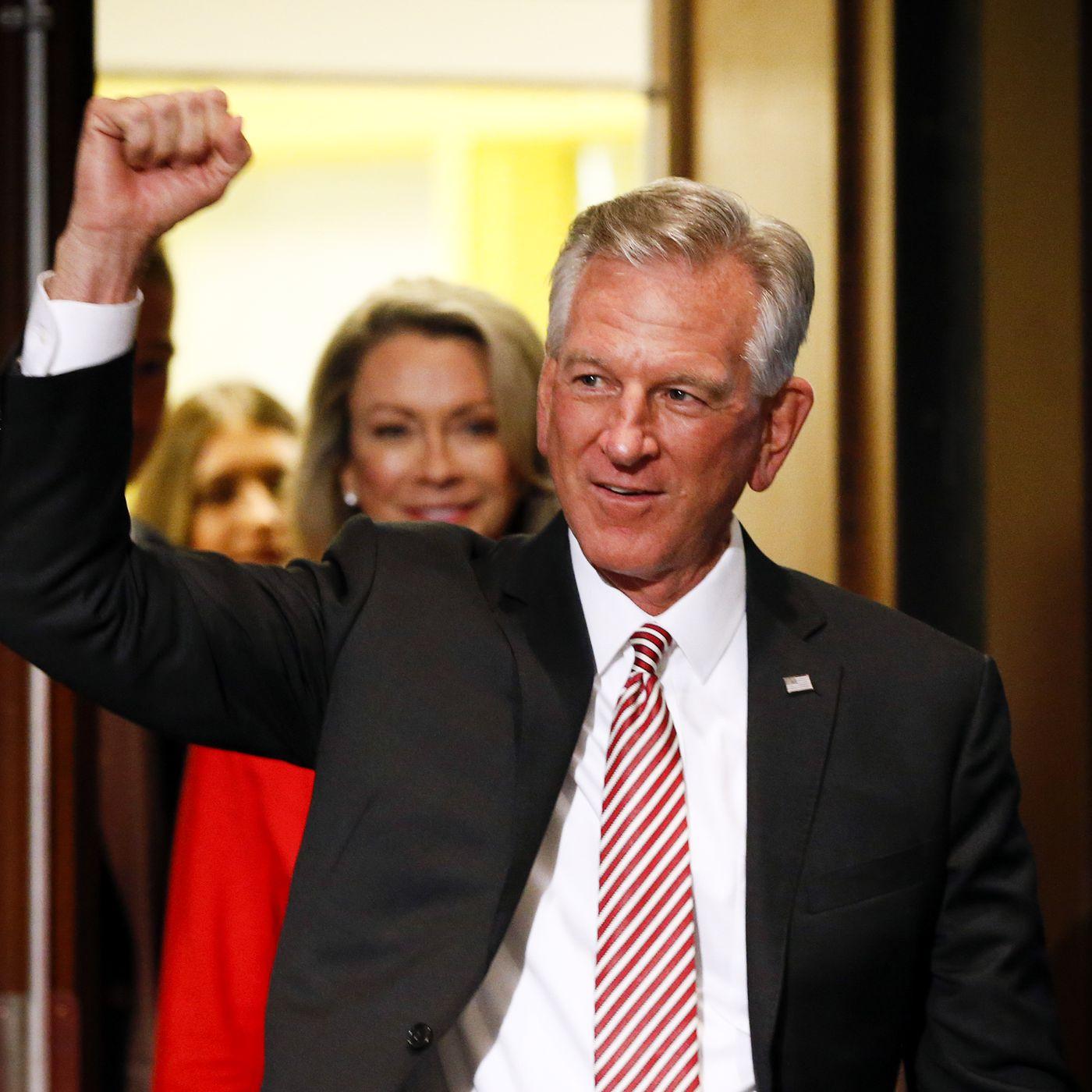 Tommy Tuberville wins Alabama Senate race, defeating Doug Jones - Vox