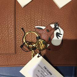 Maison Kitsuné fox trinket, $80