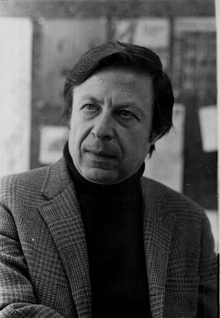 John Macsai in 1972.   Sun-Times files