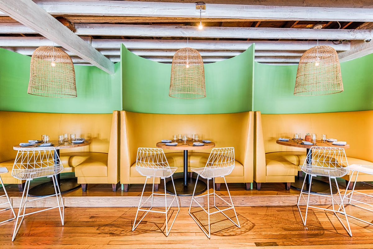Silver Spring\'s Two New Mexican Restaurants Arrive May 4 - Eater DC