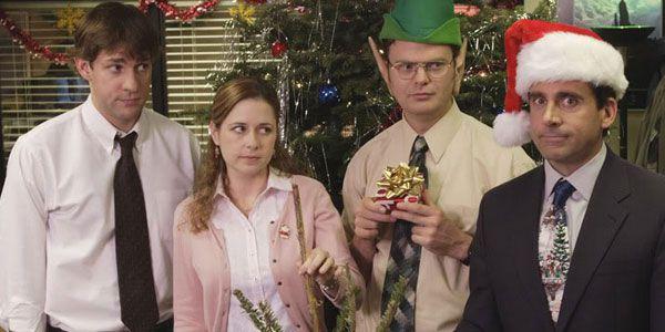office nbc christmas