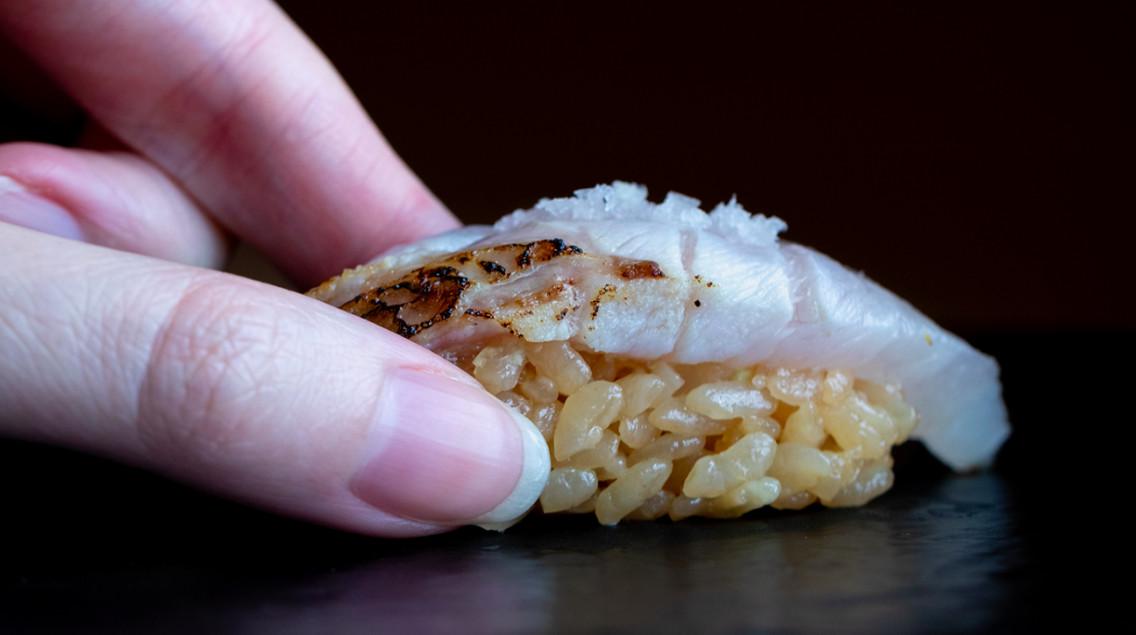 Sushi from Sushi Inaba.