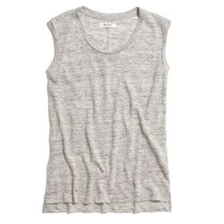 """""""This tee is incredibly versatile; it can be worn and layered with just about everything."""" <a href=""""https://www.madewell.com/newarrivals/teestanks/PRDOVR~06508/99103179106/ENE~1+2+3+22+4294967294+20~~~0~15~all~mode+matchallany~~~~~linen/06508.jsp"""">Modern"""