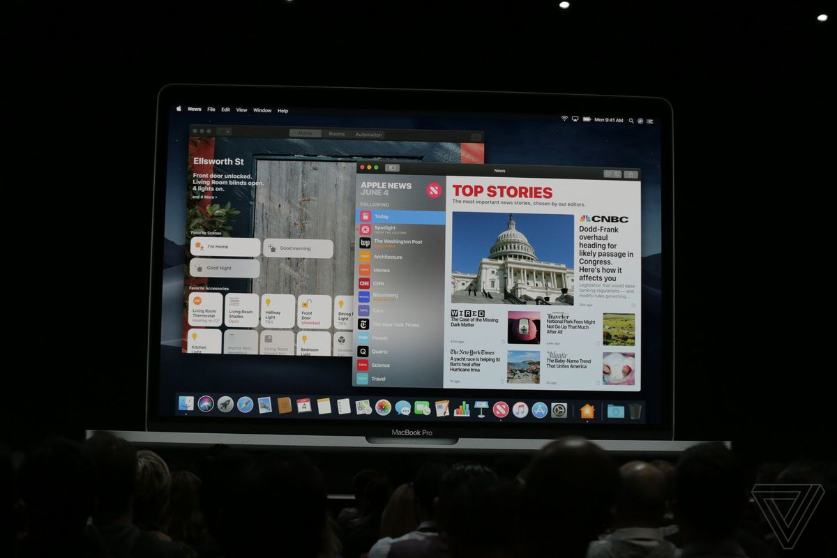 Apple will let developers port iOS apps to macOS in 2019
