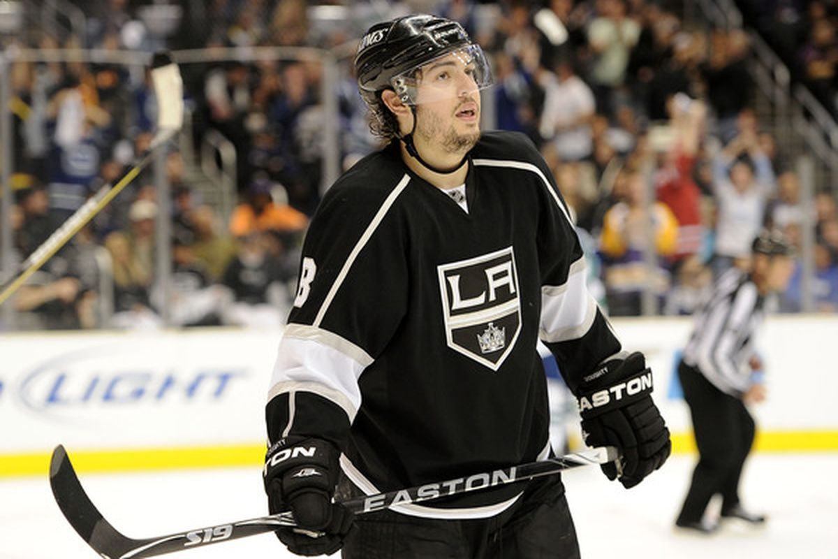 Drew Doughty excites me. And also he is a pretty good defenseman.