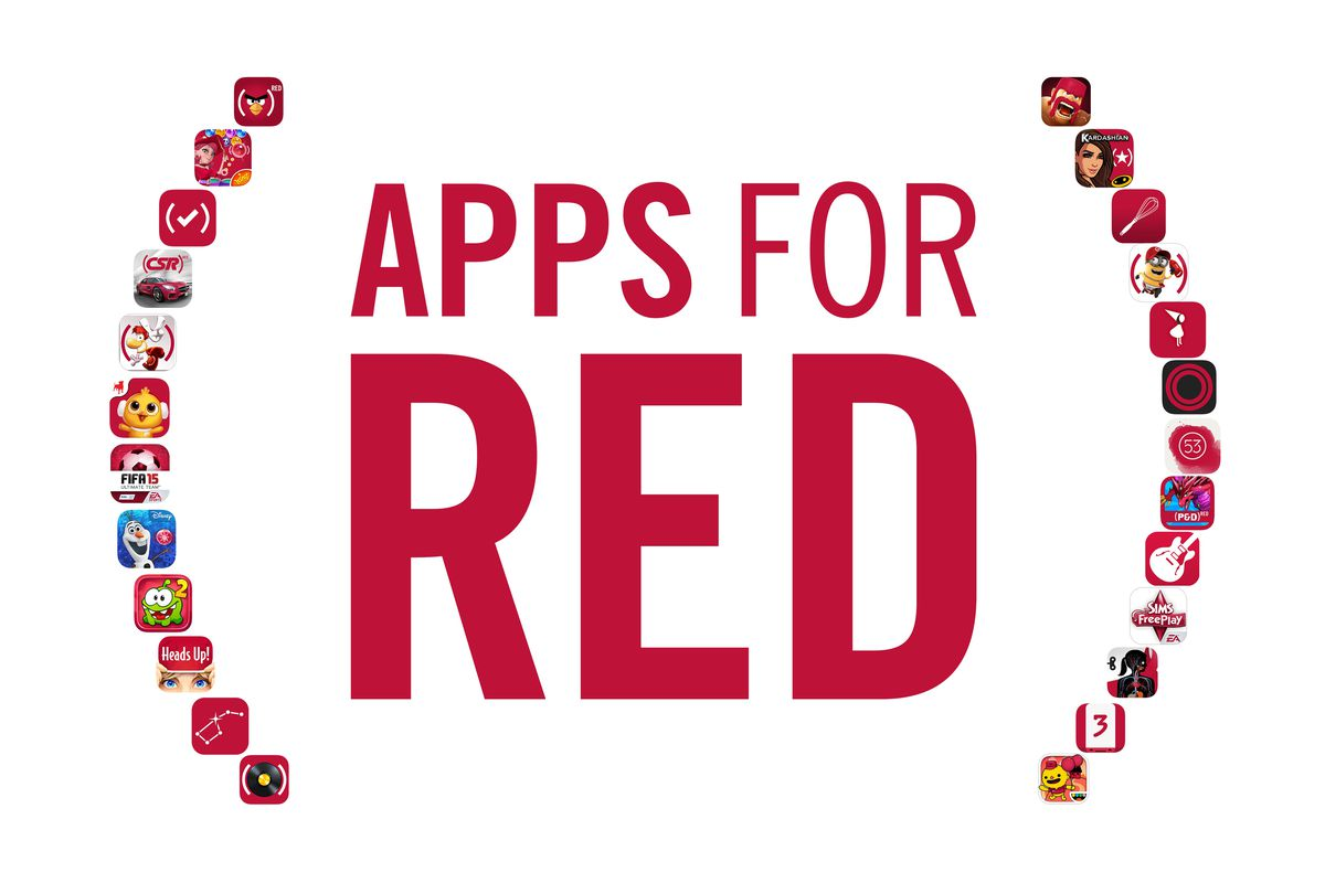 Apple's Holiday Product Red Campaign Raises $20 Million for AIDS Research