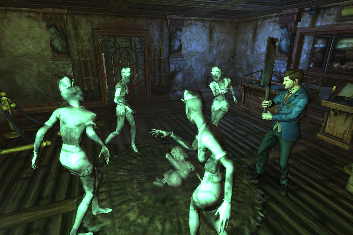 Silent Hill: Book of Memories E3