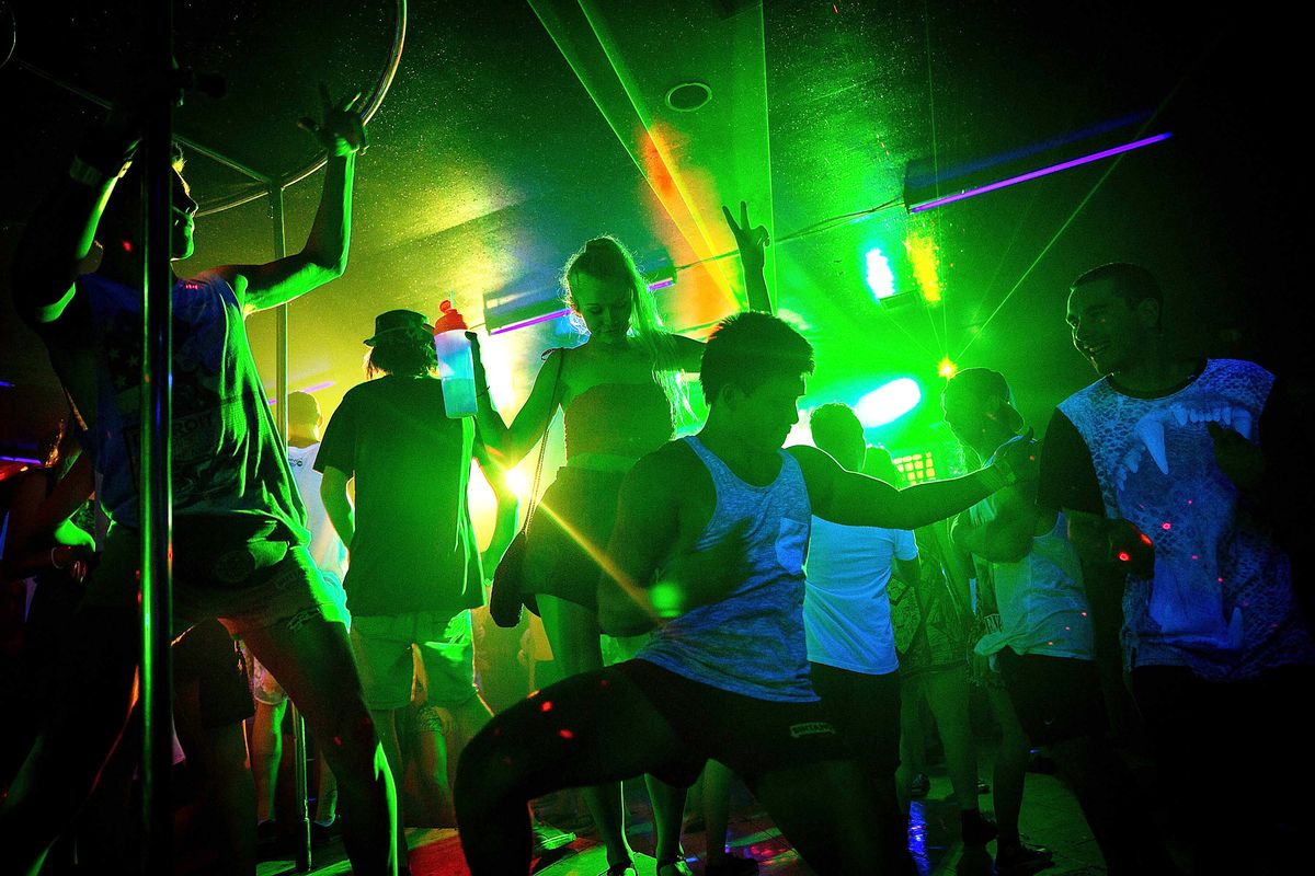 Rave culture and it s effects on