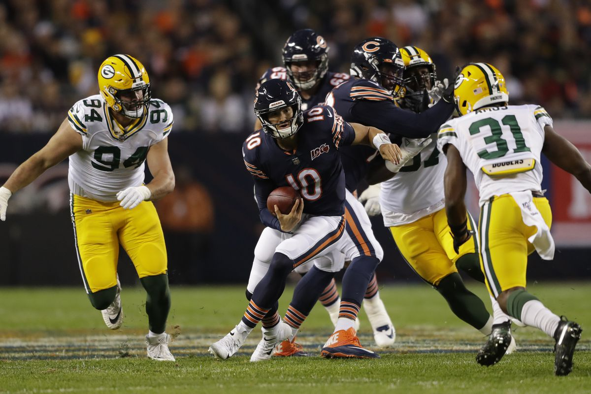Bears mailbag: Week 1 fall out, Mitchell Trubisky's future and much more -  Windy City Gridiron
