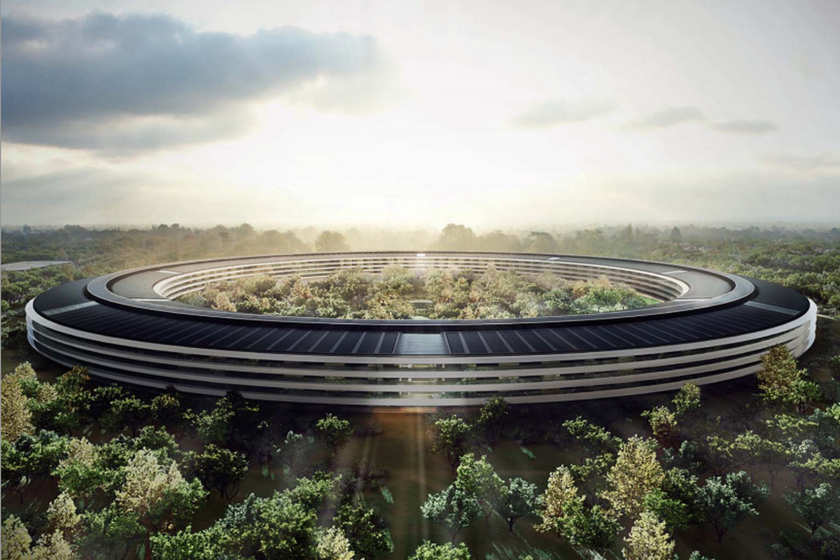 5ddb5342a35 Apple presents video of new headquarters ahead of Cupertino city council  vote