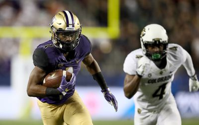 Pac-12 Championship - Colorado v Washington