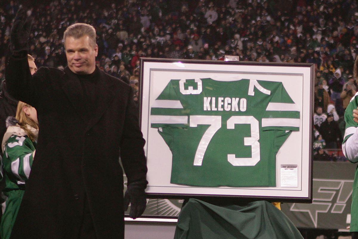 Mighty Joe Klecko.