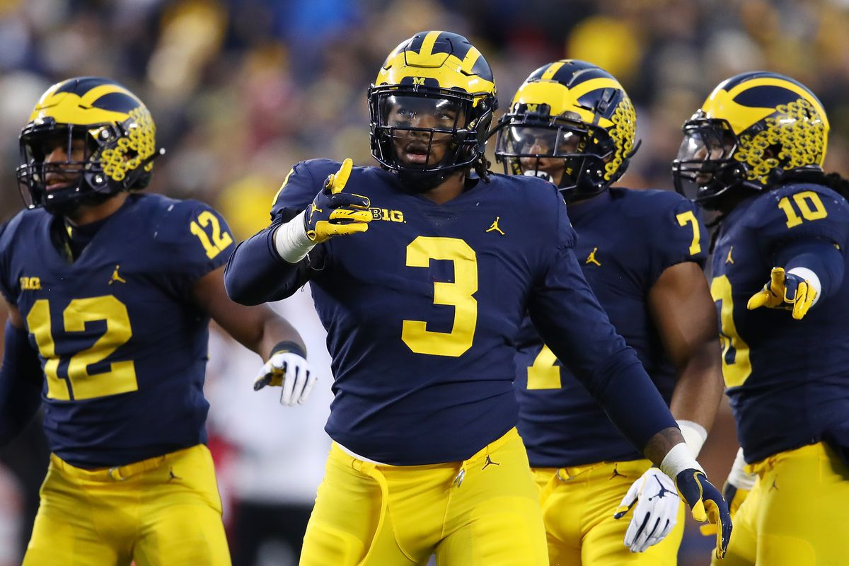 Image result for rashan gary