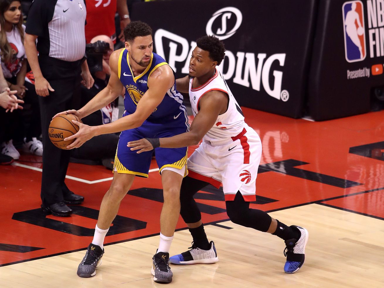 f2ab96766ef Titus and Tate can't help themselves, so they briefly discuss Game 5 of the  NBA Finals, including Mike Brey's courtside seat, unjust Kyle Lowry hate,  ...