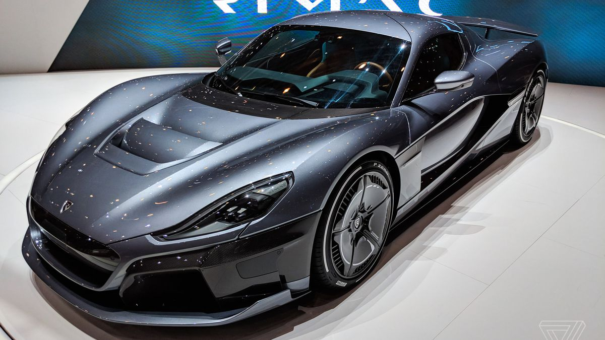 Rimac S Concept Two Is A Soulless Speed Demon You Unlock