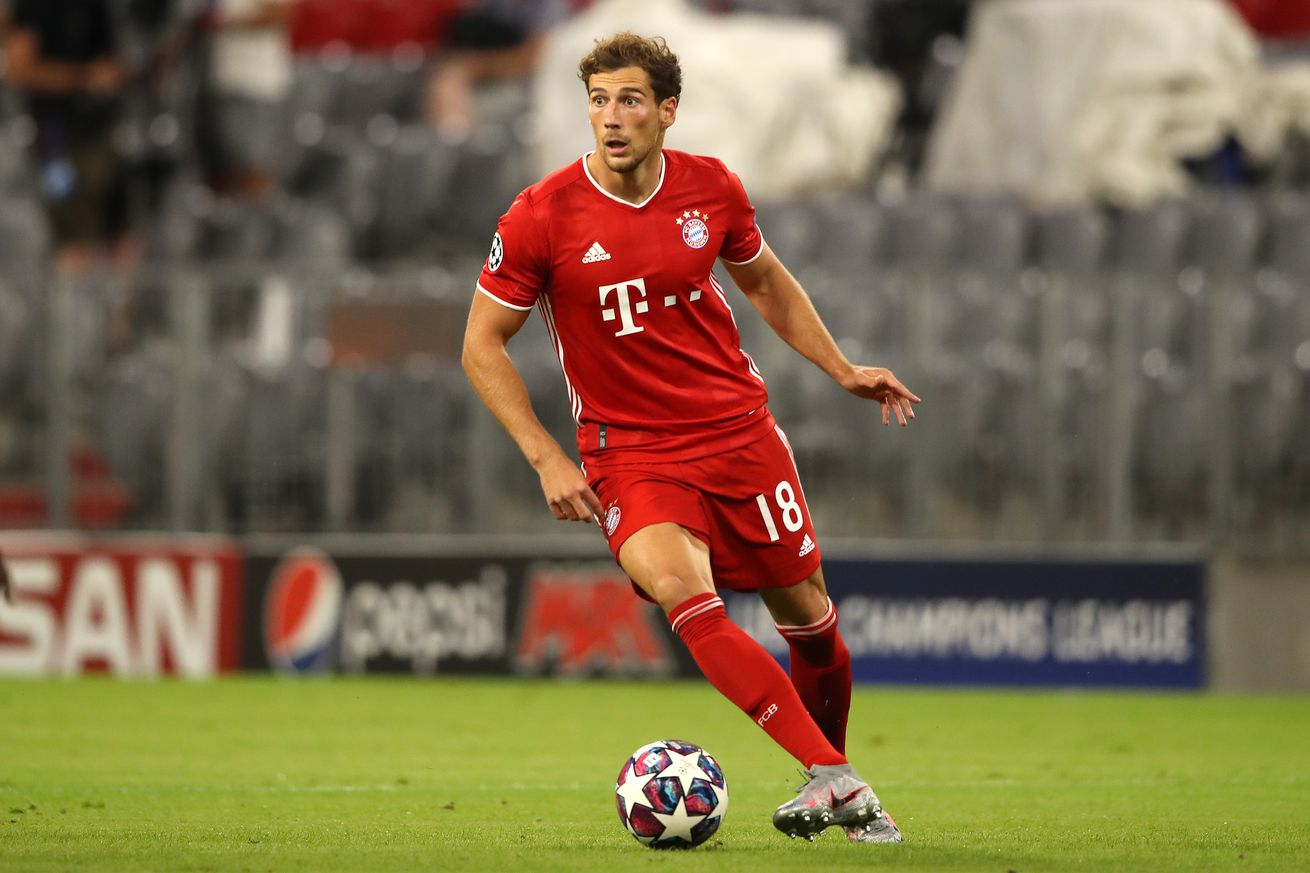 Leon Goretzka says Bayern Munich is more than ready to stop Lionel Messi, Barcelona