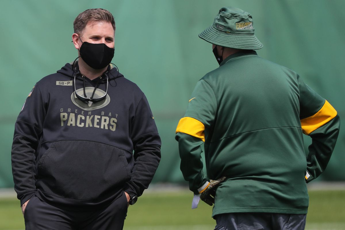 NFL: Green Bay Packers-Rookie Minicamp