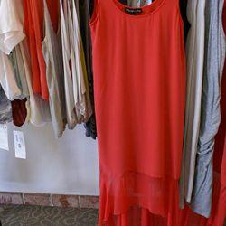 Elizabeth & James silk dress for $248.50 (Originally $497)