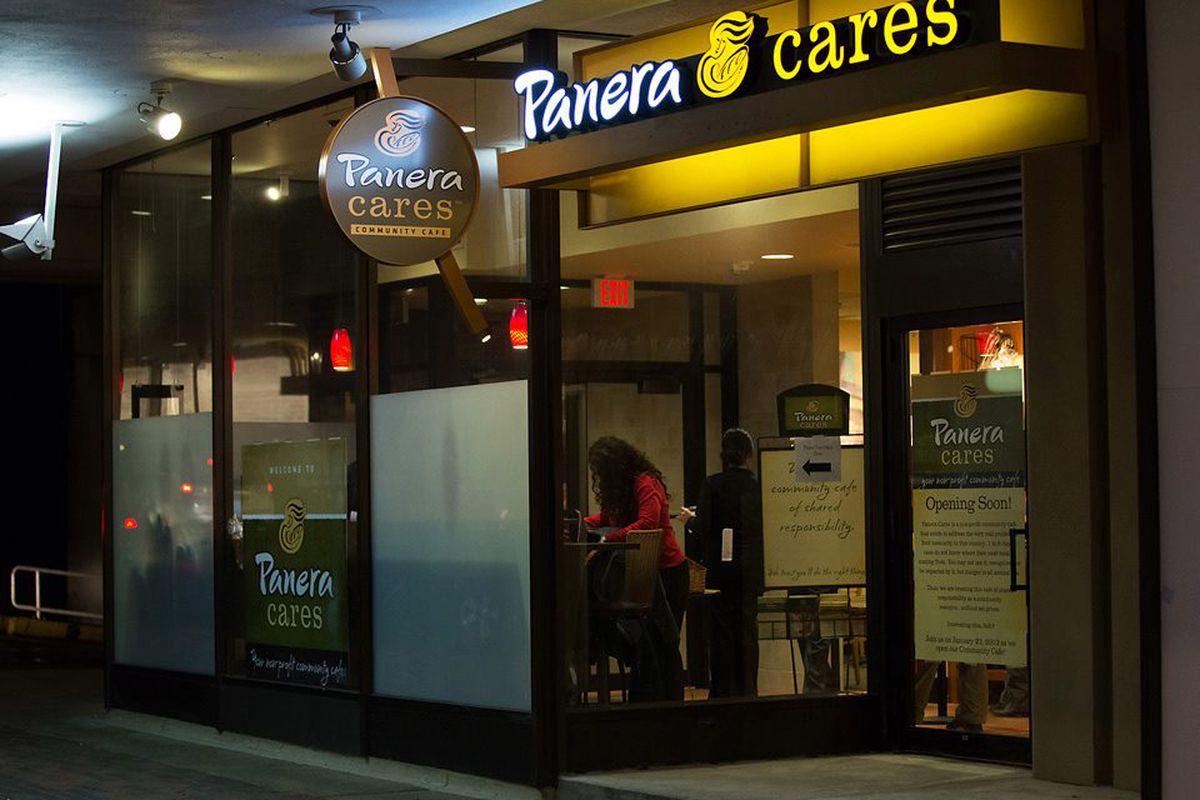 Panera Cares' Boston location