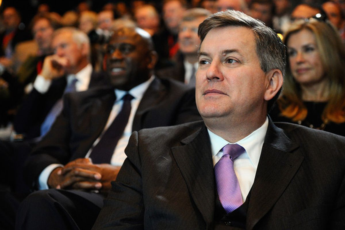 Maple Leaf Sports and Entertainment executive Tim Leiweke means business